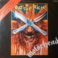 Cover Motörhead - Eat The Rich