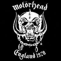Cover Motörhead - England 1978