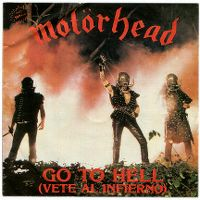 Cover Motörhead - Go To Hell