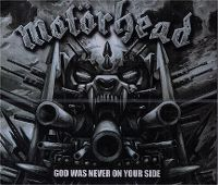 Cover Motörhead - God Was Never On Your Side