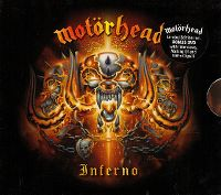 Cover Motörhead - Inferno