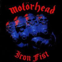 Cover Motörhead - Iron Fist