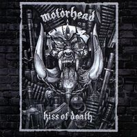 Cover Motörhead - Kiss Of Death