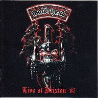Cover Motörhead - Live At Brixton '87