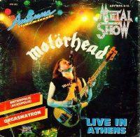 Cover Motörhead - Metropolis (Acropolis) (Live In Athens)