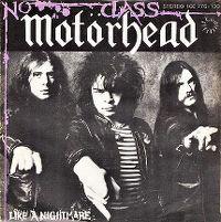 Cover Motörhead - No Class