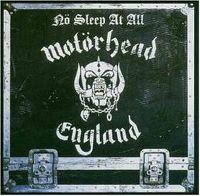 Cover Motörhead - Nö Sleep At All