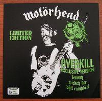 Cover Motörhead - Overkill (Version 2007)