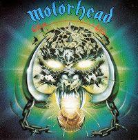 Cover Motörhead - Overkill