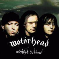 Cover Motörhead - Overnight Sensation