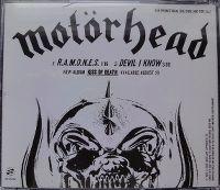 Cover Motörhead - R.A.M.O.N.E.S.