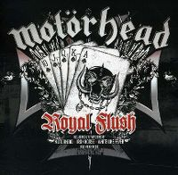 Cover Motörhead - Royal Flush
