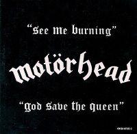 Cover Motörhead - See Me Burning