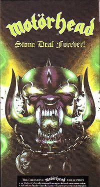 Cover Motörhead - Stone Deaf Forever