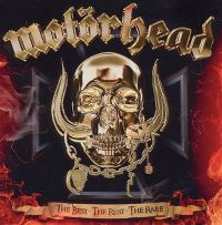 Cover Motörhead - The Best - The Rest - The Rare