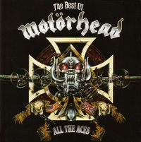 Cover Motörhead - The Best Of Motörhead - All The Aces / The Muggers Tapes