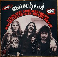 Cover Motörhead - The Golden Years