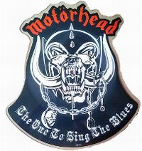 Cover Motörhead - The One To Sing The Blues