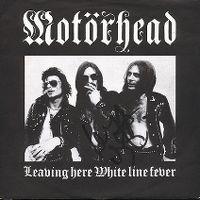 Cover Motörhead - White Line Fever