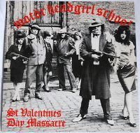 Cover Motörhead & Girlschool - St. Valentines Massacre