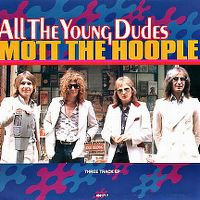 Cover Mott The Hoople - All The Young Dudes