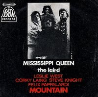 Cover Mountain - Mississippi Queen