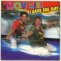 Cover Move-It! - I Save The Day