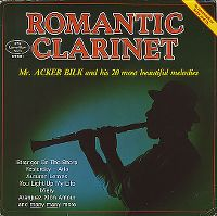 Cover Mr. Acker Bilk - Romantic Clarinet