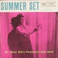 Cover Mr. Acker Bilk's Paramount Jazzband - Summer Set