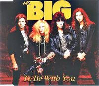 Cover Mr. Big - To Be With You