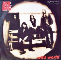 Cover Mr. Big - Wild World