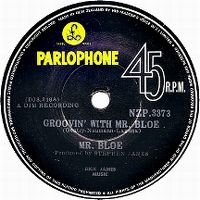 Cover Mr. Bloe - Groovin' With Mr. Bloe