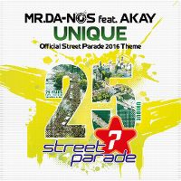 Cover Mr. Da-Nos feat. Akay - Unique (Official Street Parade 2016 Theme)