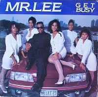 Cover Mr. Lee - Get Busy