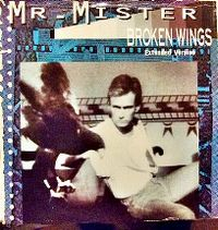 Cover Mr. Mister - Broken Wings