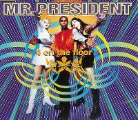 Cover Mr. President - 4 On The Floor