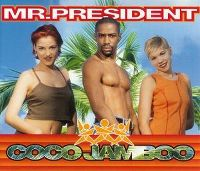 Cover Mr. President - Coco Jamboo