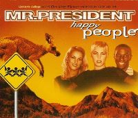 Cover Mr. President - Happy People