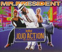 Cover Mr. President - Jojo Action