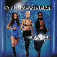 Cover Mr. President - Space Gate
