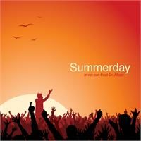 Cover m:ret-zon & Dr. Alban - Summerday