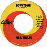 Cover Mrs. Miller - Downtown