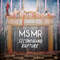 Cover MS MR - Secondhand Rapture