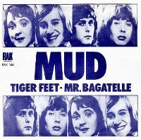 Cover Mud - Tiger Feet