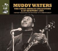 Cover Muddy Waters - The Chess Singles Collection & At Newport 1960