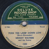 Cover Muddy Waters - Turn The Lamp Down Low