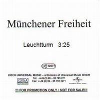 Cover Münchener Freiheit - Leuchtturm