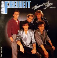 Cover Münchener Freiheit - Tausendmal du