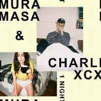 Cover Mura Masa & Charli XCX - 1 Night