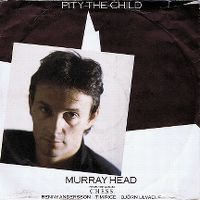 Cover Murray Head - Pity The Child